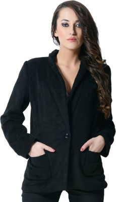 Trendy Divva Full Sleeve Solid Women's Jacket