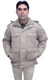 Govindam Full Sleeve Solid Men's Jacket