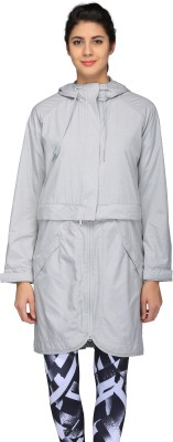 Puma Full Sleeve Solid Women's Jacket at flipkart