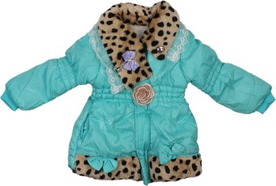 Aani Full Sleeve Solid Girl's Jacket