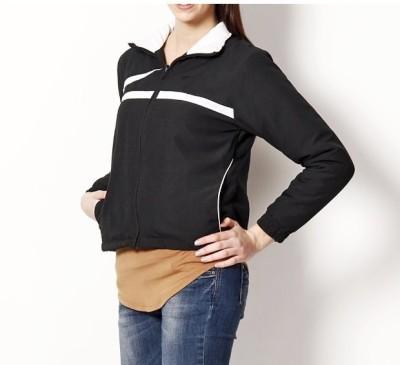 Winter Jackit Full Sleeve Self Design Women's Jacket