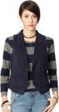 People Sleeveless Solid Women's Jacket