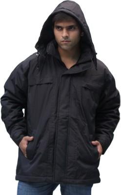 Romano Full Sleeve Solid Men's Water Wind Snow Resistant Jacket