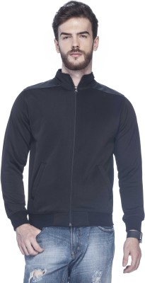 Tinted Full Sleeve Solid Men,s Jacket