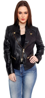 Goguava Full Sleeve Solid Women's Jacket