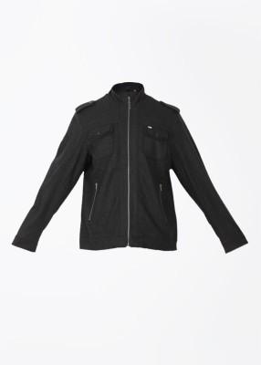 Arrow Full Sleeve Solid Men's Jacket