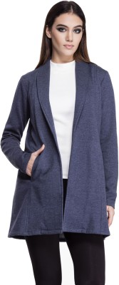 Femella Full Sleeve Solid Women's Jacket