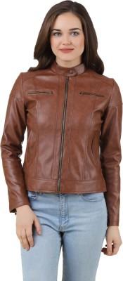 Casabella Full Sleeve Solid Women,s Jacket