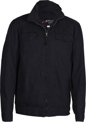 ArcticPlus Full Sleeve Solid Men's PolyFill Jacket