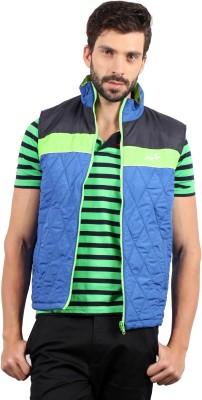 Fitz Sleeveless Solid Men's Jacket