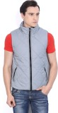 Numero Uno Sleeveless Solid Men's Jacket