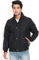Raw Urban Culture Full Sleeve Solid Mens Bomber Jacket