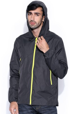 Quiksilver Full Sleeve Solid Men's Quilted Jacket