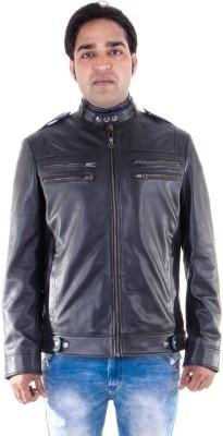 Cavincraft Full Sleeve Solid Men's Jacket