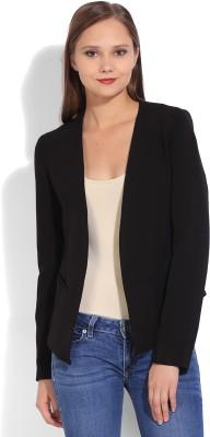 W Full Sleeve Solid Women's Jacket at flipkart