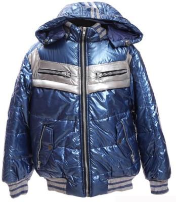 Sheena Full Sleeve Solid Boy's Jacket