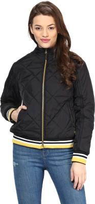 Okane Full Sleeve Solid Women's Jacket