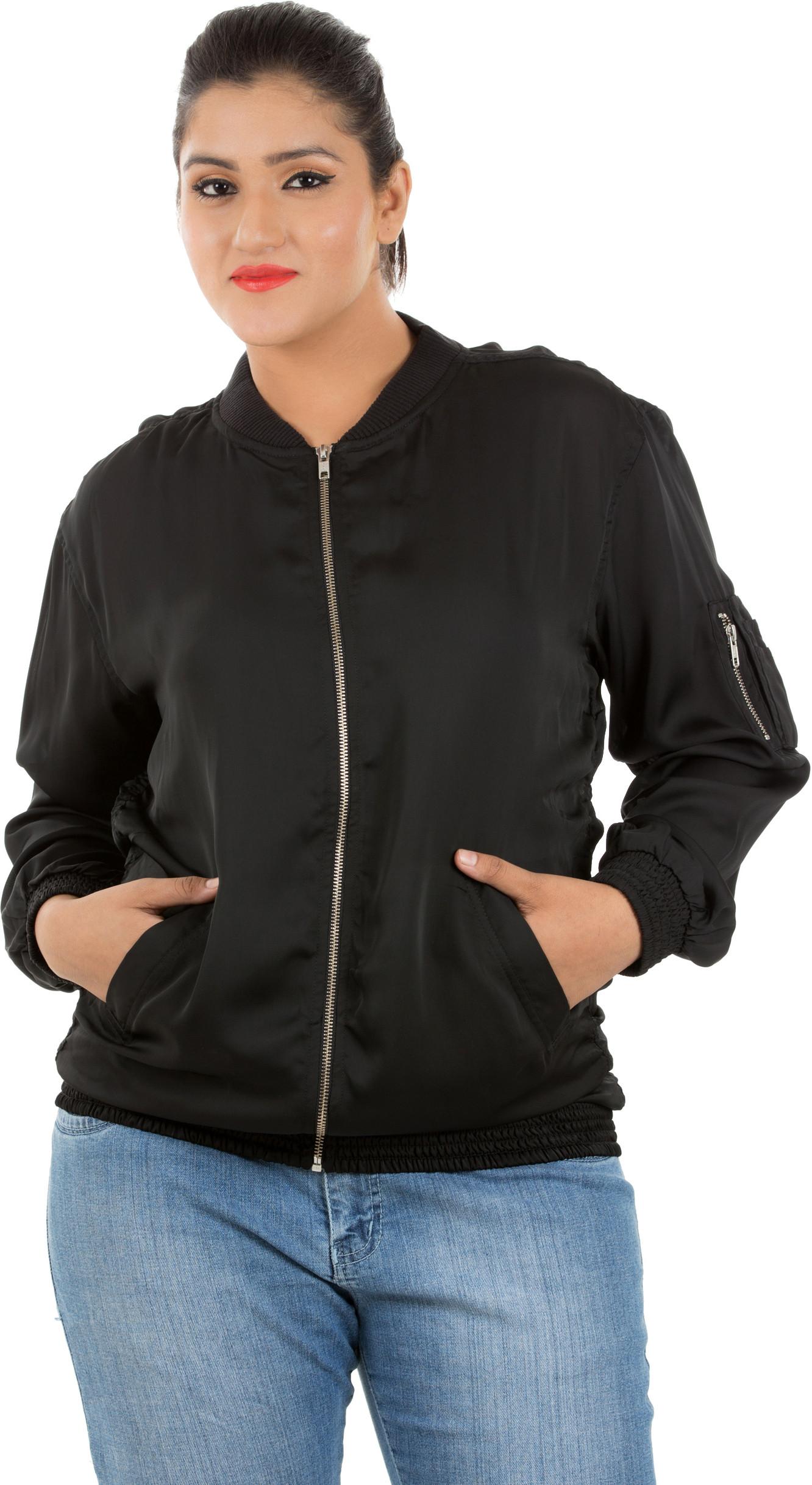 LASTINCH Full Sleeve Solid Womens Jacket