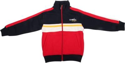 Mee Mee Full Sleeve Striped Boy's Jacket