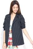 Vaak Full Sleeve Striped Women's Jacket