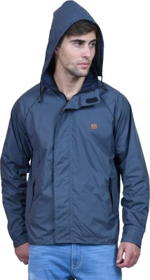 Forest Club Premium Solid Men's Wind Cheater