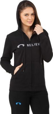 Arcley Full Sleeve Solid Women's Jacket