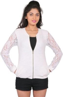 LondonHouze Full Sleeve Solid Women's Jacket