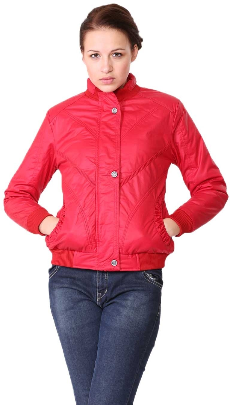 Slims Full Sleeve Solid Womens Jacket