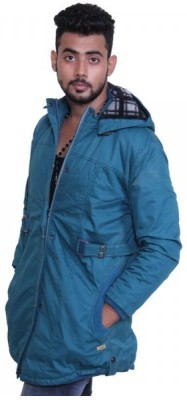 Austrich Full Sleeve Solid Men's Jacket