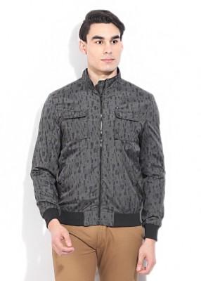 Arrow Full Sleeve Printed Men's Jacket