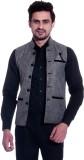Calibro Sleeveless Solid Men's Jacket