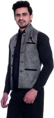 Calibro Sleeveless Solid Mens Jacket