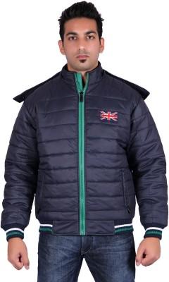 Stepp Up Jackets Full Sleeve Striped Men's Jacket