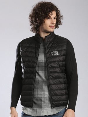 Russell Athletic Sleeveless Solid Men's Jacket