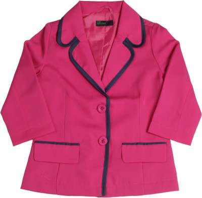 United Colors of Benetton Full Sleeve Girls Jacket