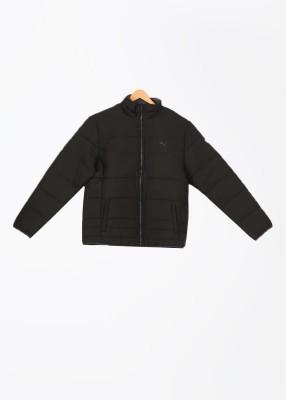 Puma Full Sleeve Striped Men's Jacket