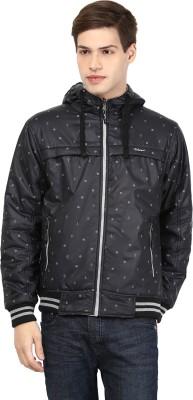 Okane Full Sleeve Printed Men's Jacket