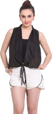 Rena Love Sleeveless Printed Women's Jacket