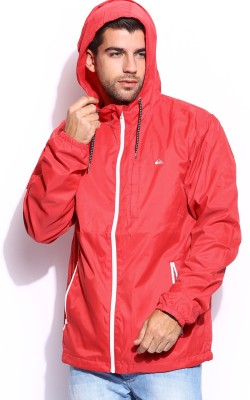 Quiksilver Full Sleeve Solid Men's Non-quilted Jacket