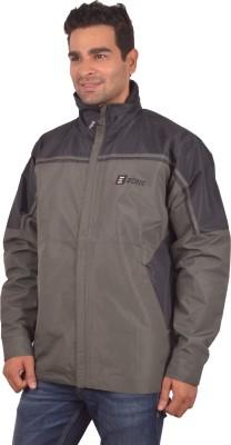 Ezone Full Sleeve Solid Men's Thin Jacket