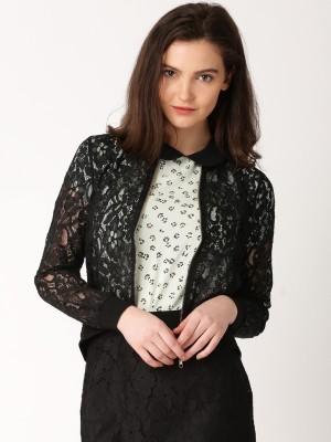 Dressberry Full Sleeve Solid Women's Jacket