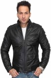 Bareskin Full Sleeve Solid Men's Jacket