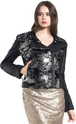 Kazo Full Sleeve Embellished Women's Jacket