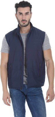 Zobello Sleeveless Solid Men's Jacket