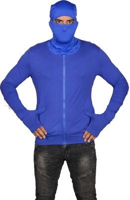 Kisha Full Sleeve Solid Men's Jacket