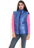 Blazers and jackets for women - Beautic Sleeveless Self Design Women's Jacket
