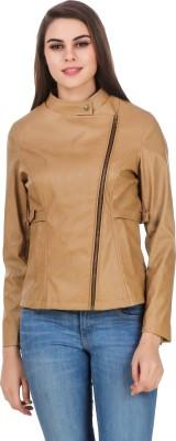 Fashion Gallery Full Sleeve Solid Women's Jacket at flipkart