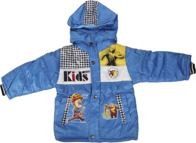 BABY BOO Full Sleeve Self Design Boys Jacket