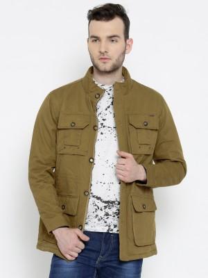 Numero Uno Full Sleeve Solid Men's Jacket
