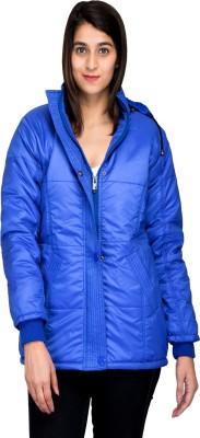 Winter Fuel Full Sleeve Solid Women's Jacket